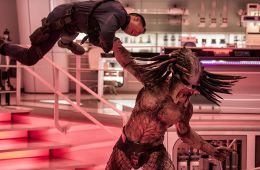 "Are you ready for Shane Black's Predator ?. Test: How well do you know the films about ""Predator""? (Efim Gugnin, Film.ru)"