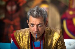 Jeff Goldblum is pretty fly, for a white guy