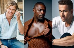 10 of the sexiest actors in the last 10 years according to People