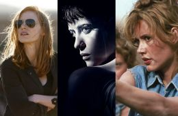 Stronger 7 strong heroines from whom to take an example (Alikhan Israpilov, Film.ru)