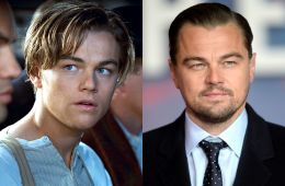 Leonardo DiCaprio turned 44 of the year! Chose 5 favorite actor roles