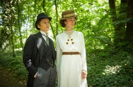 "Review of the film ""Colette."" Keira Knightley against all: ""Colette"" and her protest without protest (Efim Gugnin, Film.ru)"