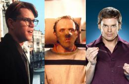 Dangerous guys. From Hannibal Lecter to Dexter: 10 the most brilliant maniacs in the history of cinema (Olya Smolin, Film.ru)