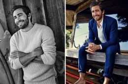 Gyllenhaul presidential. For what everyone loves the actor Jake Gyllenhaal so much (Olya Smolin, Film.ru)