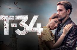 "Death is no more. Review of the film ""T-34"" (Egor Belikov, Film.ru)"