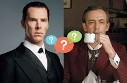 Elementary !. Quiz: Find out what you are Sherlock Holmes (Efim Gugnin, Film.ru)