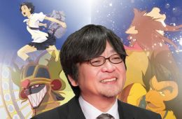 Interview with director Mamoru Hosoda