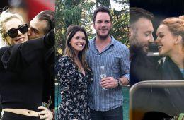 7 главных свадеб знаменитостей в 2019 году