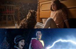 Что смотреть в кино на выходных: Шазам!, новый хоррор по Кингу и многое другое