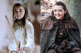 «Игра престолов» до и после: как изменились актеры сериала за восемь лет