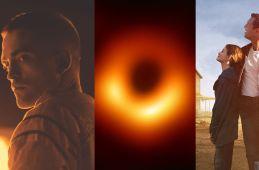 Как черную дыру изображали в кино