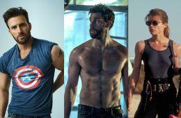 6 актеров, которые пришли в великолепную форму для роли