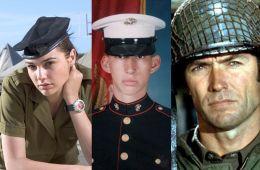 Актёры, которые служили в армии