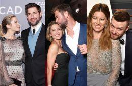 Актёры, которые нашли свою любовь на свидании вслепую
