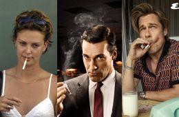 Здесь не курят. Актёры, которые успешно бросили курить (Олеся Трошина, Film.ru)