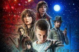 Рекап двух сезонов сериала «Очень странные дела»