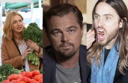 Актёры, активно продвигающие вегетарианство