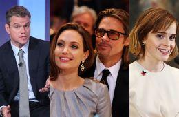 Актёры, которые жертвуют много денег на благотворительность