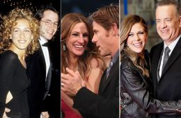 Голливудские пары, которые вместе целую вечность