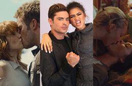 Экранные пары, которые слишком сильно увлеклись поцелуями на съемках фильма