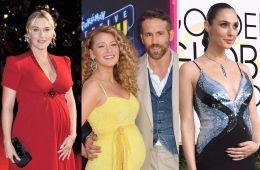 Актрисы, которые умудрились скрыть свою беременность во время съемок фильма