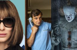 Что смотреть в кино на выходных: возвращение Пеннивайза, пропавшая Кейт Бланшетт и Одесса в карантине