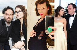 Знаменитости, которые станут родителями в этом году