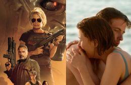 Что смотреть в кино на выходных: возвращение Терминатора, скандальная «Верность» и «Дитя погоды»