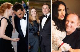 Актеры, которые успешно вступили в брак с миллиардерами