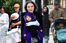 Знаменитости, ставшие родителями в 2019 году