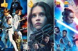 Рейтинг всех «Звёздных войн» — от худшего фильма к лучшему
