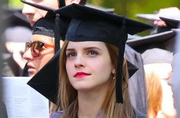 12 actresses who received a degree