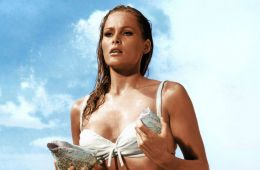 20 the most sexy girls of James Bond