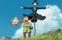 Classic anime: Walking Castle