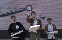 Фоторепортаж: Картину «Ледокол» представили на Третьем Фестивале ледоколов в Санкт-Петербурге
