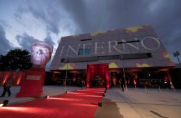 "Photo-report: World premiere of the film ""Inferno"" in Florence"