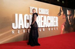"""Фоторепортаж: Европейская премьера экшна """"Джек Ричер 2: Никогда не возвращайся"""""""
