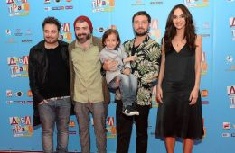 """Photo-report: Premiere of the comedy """"Double Trabbl"""""""