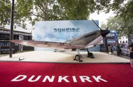 "Photo-report: World premiere of the film ""Dunkirk"""
