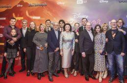 Фоторепортаж: Премьера сказочного приключения Disney и Yellow, Black and White «Последний богатырь»