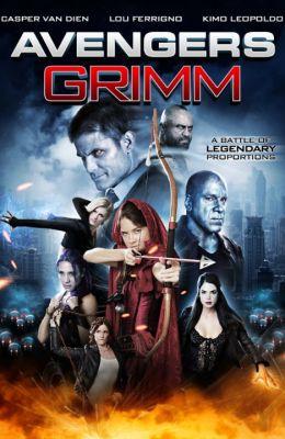 """Постер к фильму """"Мстители: Гримм"""" /Avengers Grimm/ (2015)"""