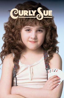 """Постер к фильму """"Кудряшка Сью"""" /Curly Sue/ (1991)"""
