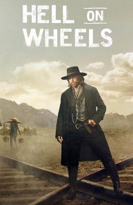 "Постер к фильму ""Ад на колёсах"" /Hell on Wheels/ (2011)"
