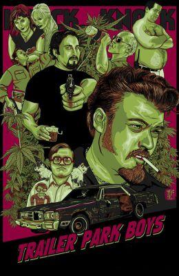 """Постер к фильму """"Парни из Трейлерпарка"""" /Trailer Park Boys/ (2001)"""