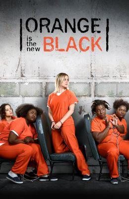 """Постер к фильму """"Оранжевый — хит сезона"""" /Orange Is the New Black/ (2013)"""