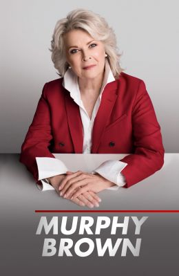 "Постер к фильму ""Мерфи Браун"" /Murphy Brown/ (1988)"