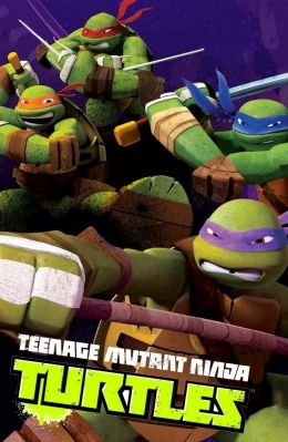 "Постер к фильму ""Черепашки-ниндзя"" /Teenage Mutant Ninja Turtles/ (2012)"
