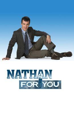 """Постер к фильму """"Нейтан спешит на выручку"""" /Nathan for You/ (2013)"""