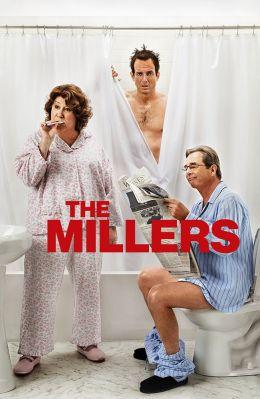 """Постер к фильму """"Миллеры в разводе"""" /The Millers/ (2013)"""
