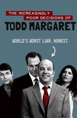 "Постер к фильму ""Роковые ошибки Тодда Маргарета"" /The Increasingly Poor Decisions of Todd Margaret/ (2010)"